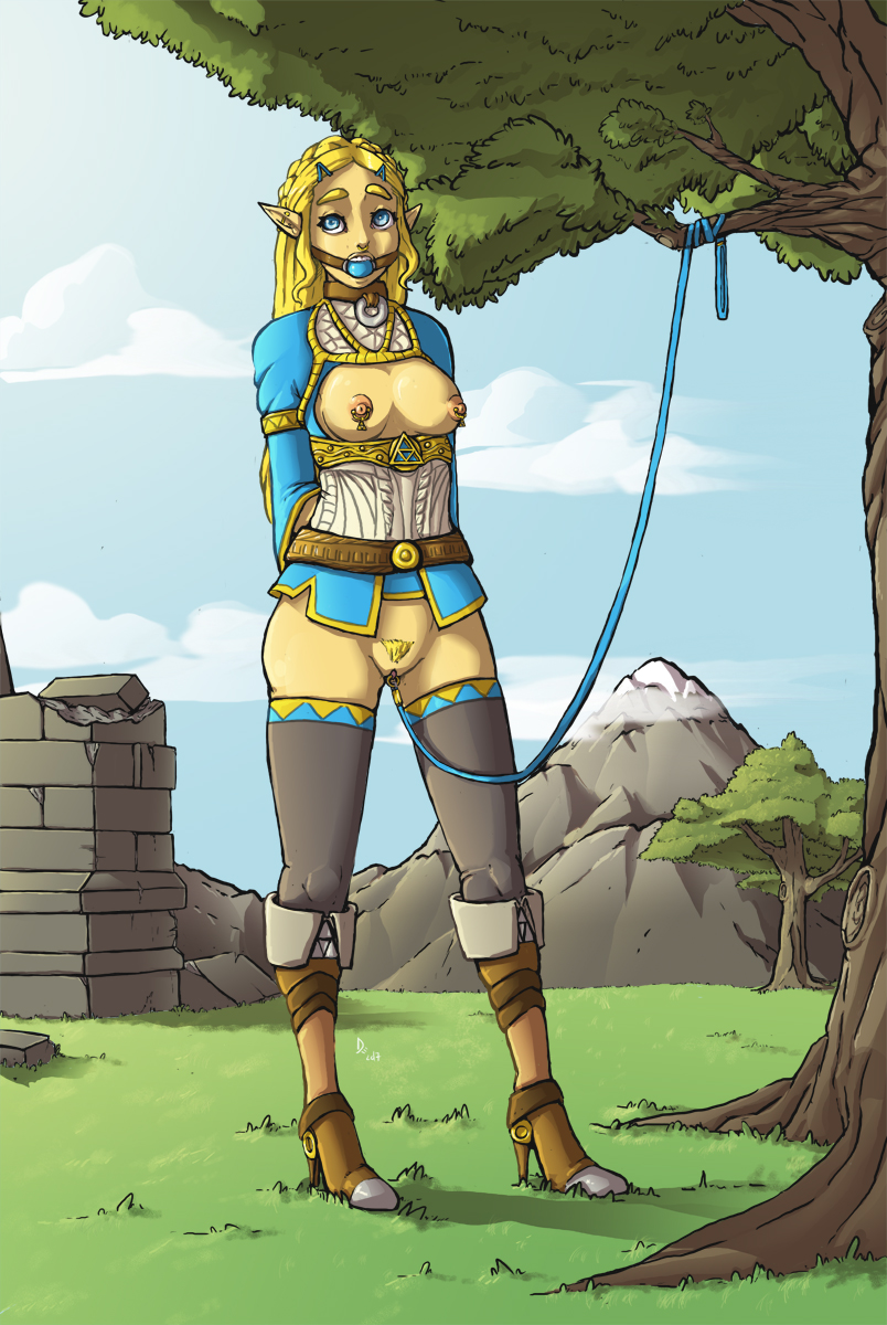 of breath the wild booty Blair the witch soul eater