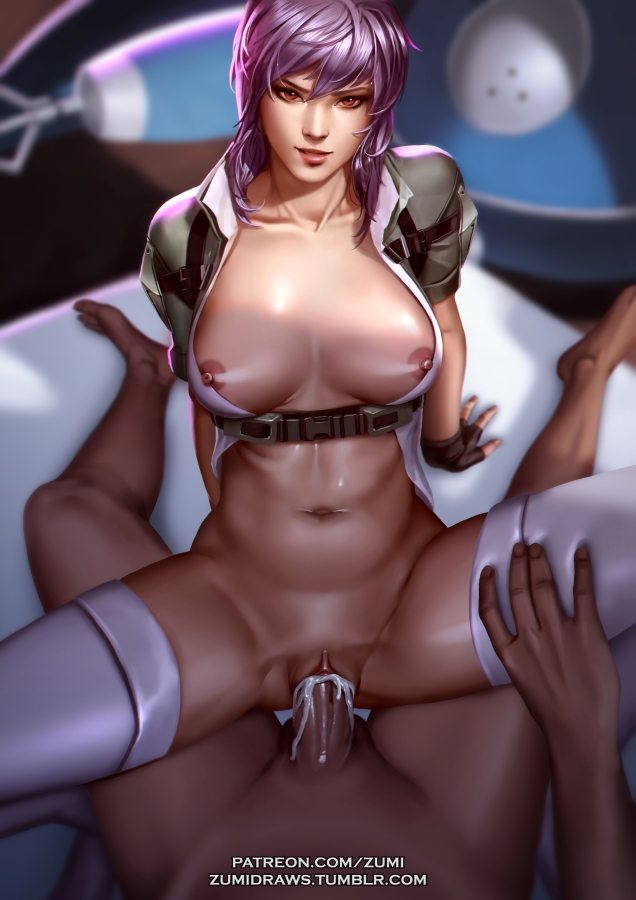 in shell ghost the nudes Xenoblade chronicles 2 dahlia porn