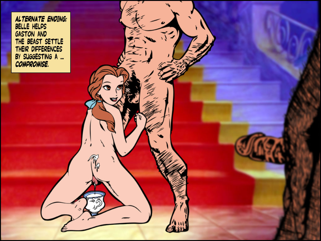 belle beauty and the beast Billy and mandy comic meme