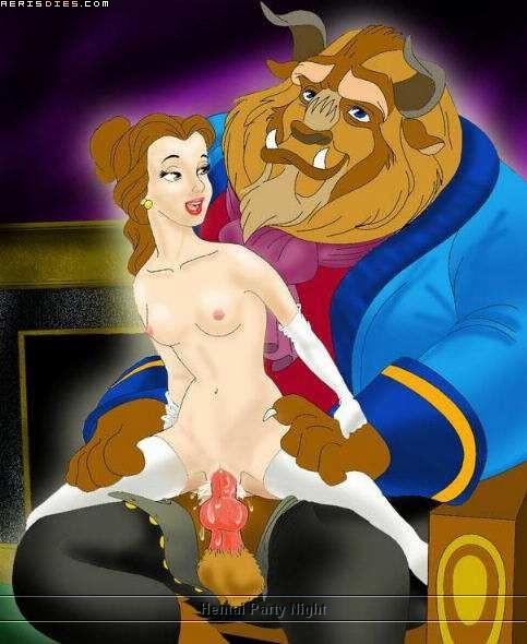 beast and beauty belle the Half life 2 alyx naked