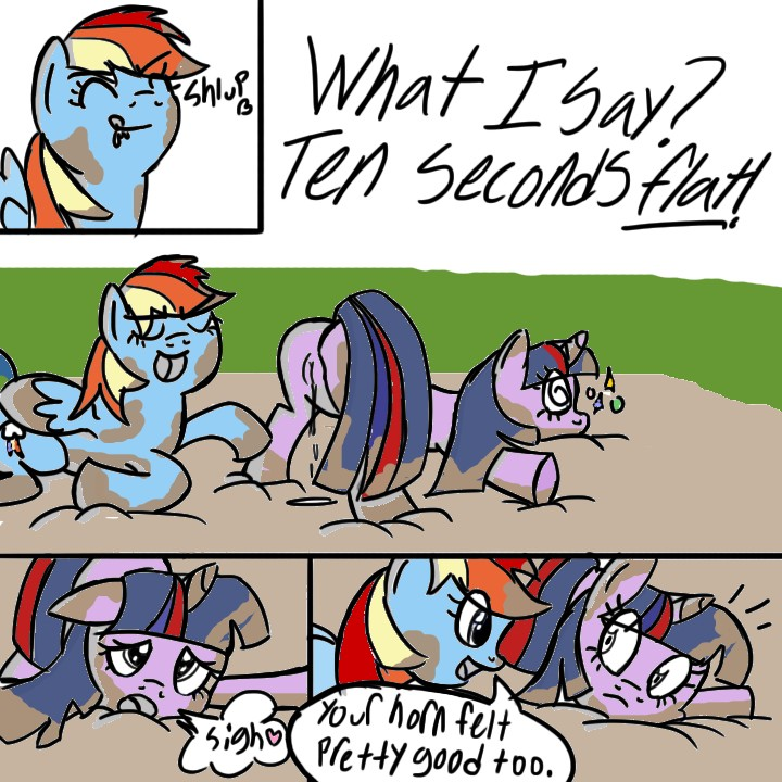 and dash rainbow fanfiction spike mlp Interviews with monster girls