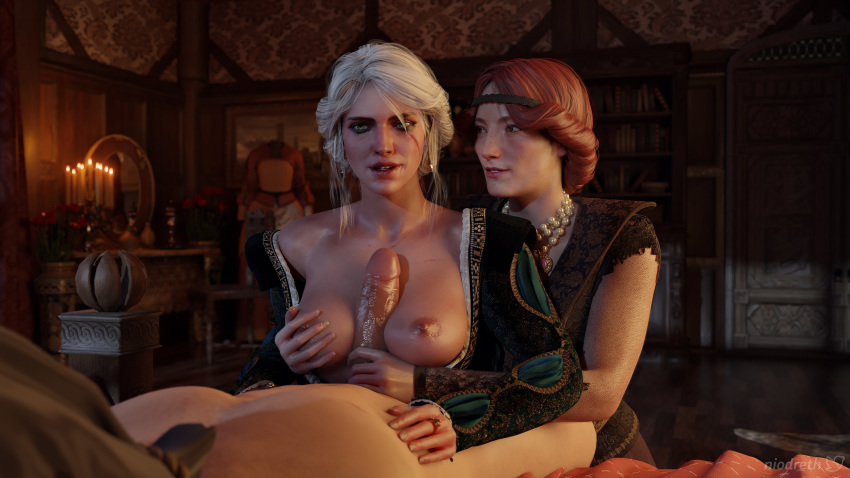 3 yennefer witcher nude the Boku no hero academia vore