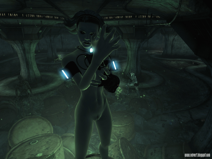 chinese fallout suit stealth 4 Guild wars 2 bleached bones