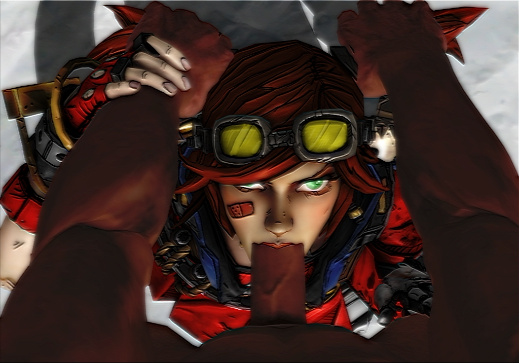 gaige 3 in is borderlands 2 dicks in one mouth