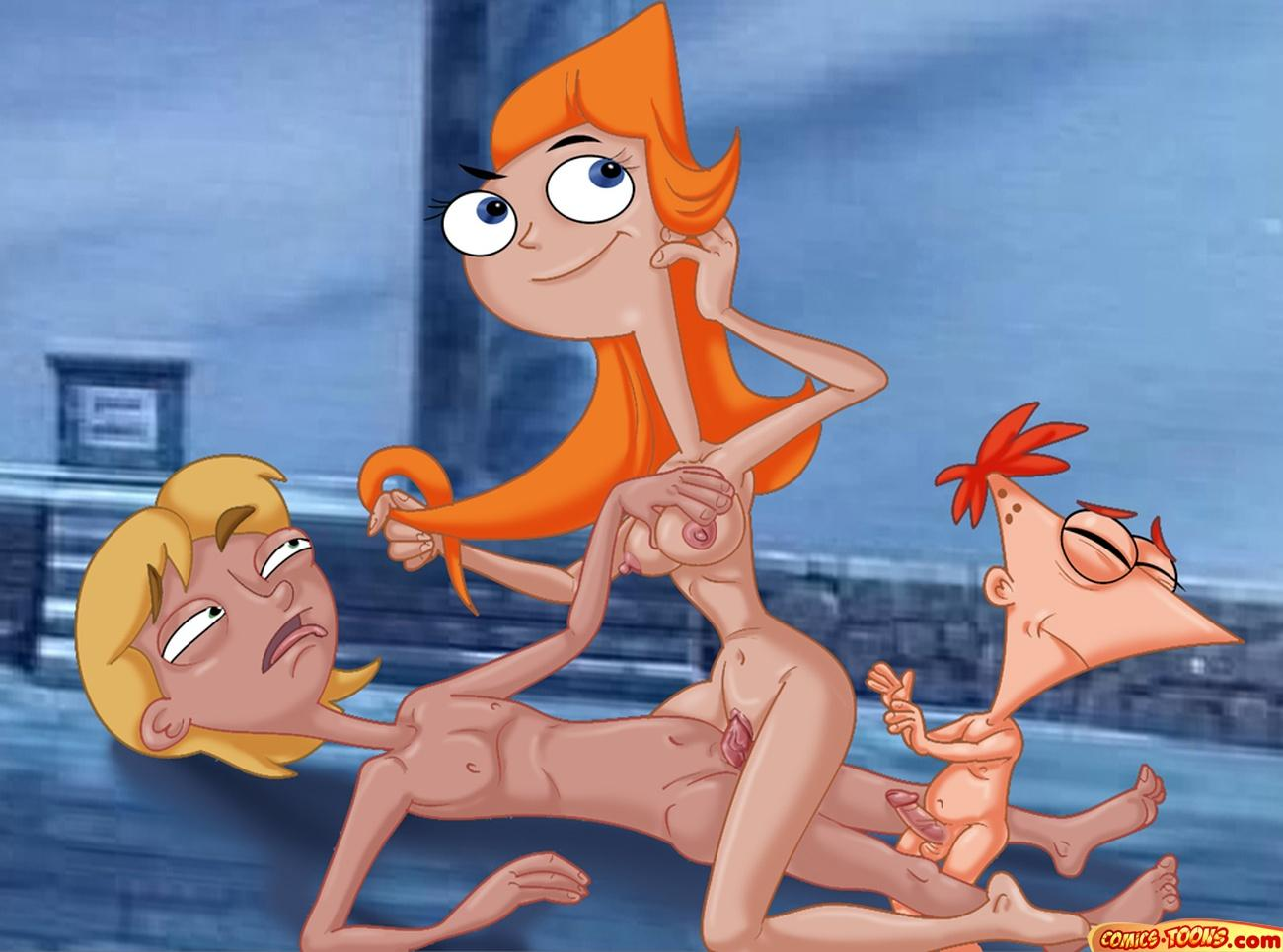 candace and phineas xxx ferb Bob and wendy bob the builder