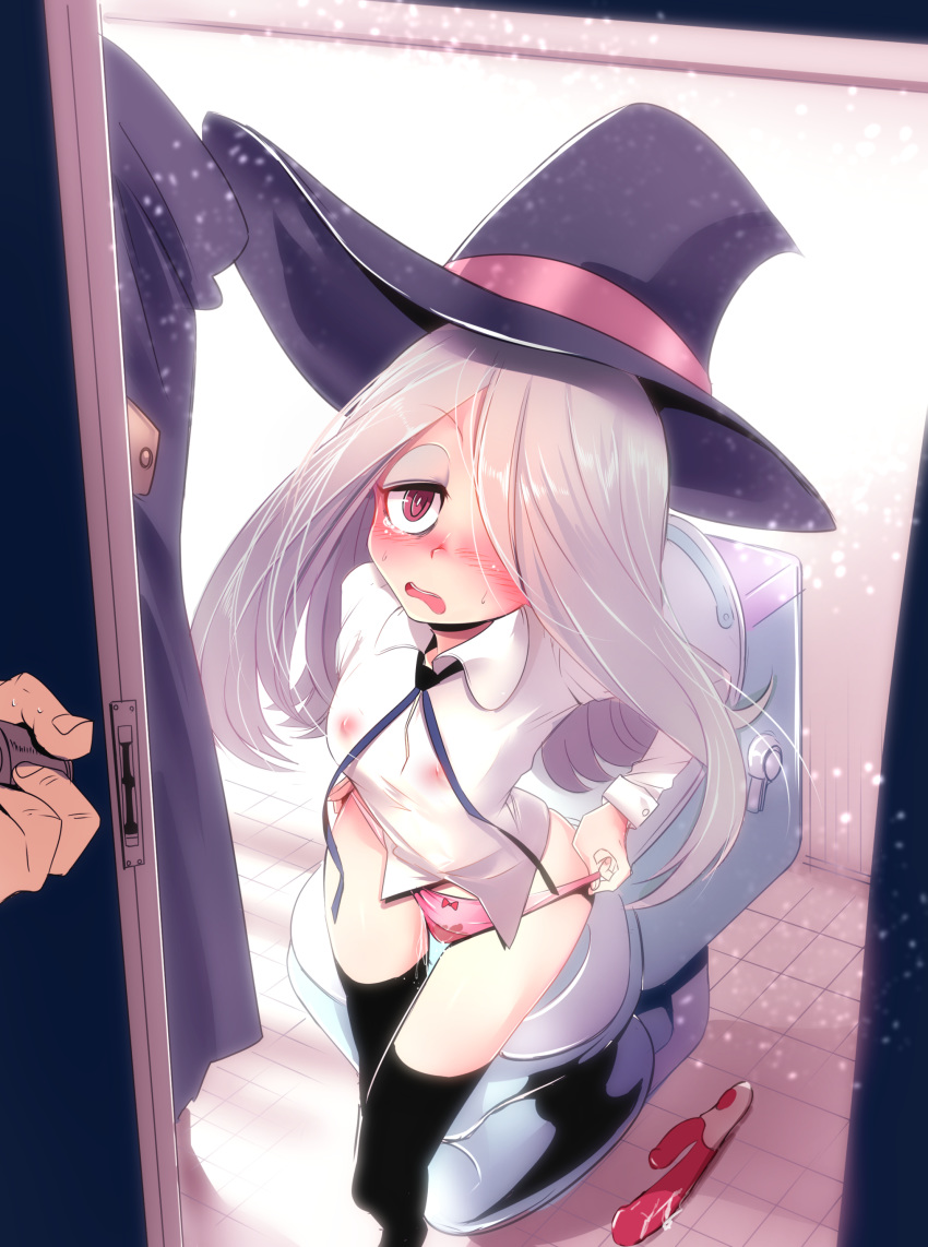 hentai witch little sucy academia Bambi great prince of the forest